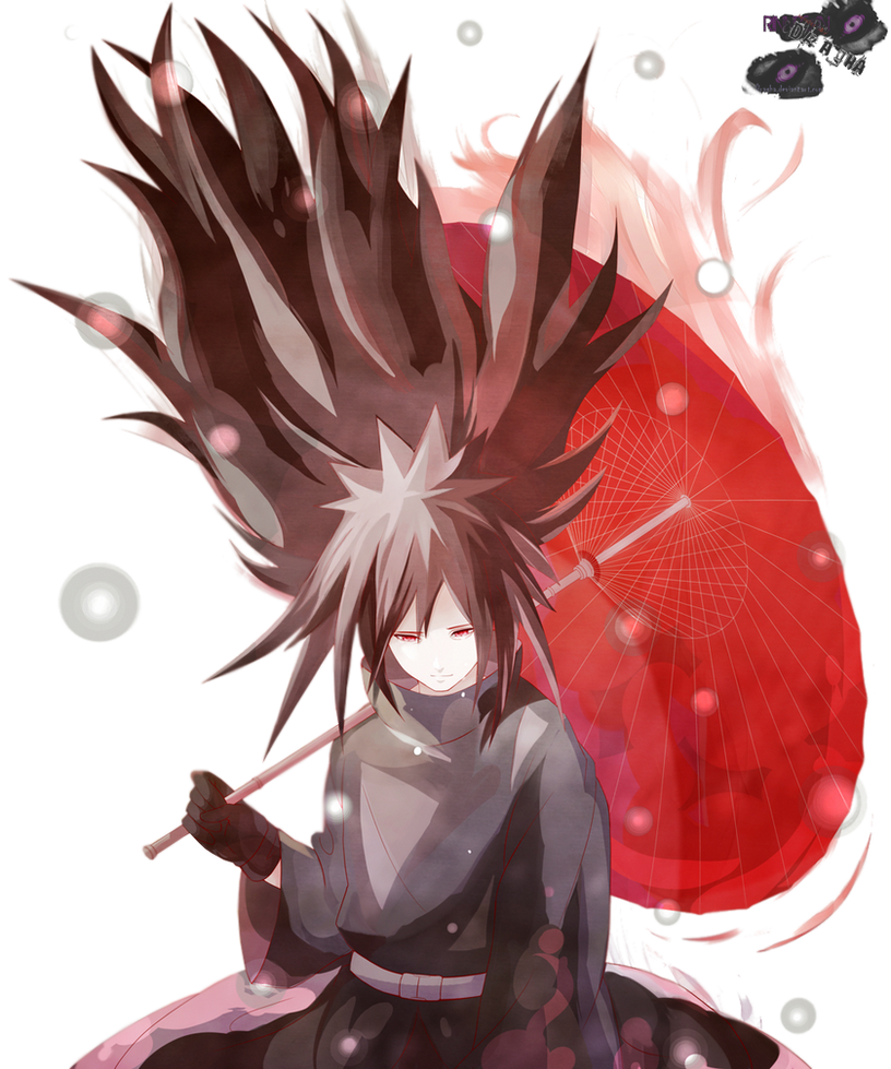 ~Encore des renders~ Madara_render_by_dragha-d6m0x21