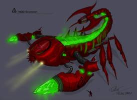 NOD Tiberium Scorpion by ToBe85