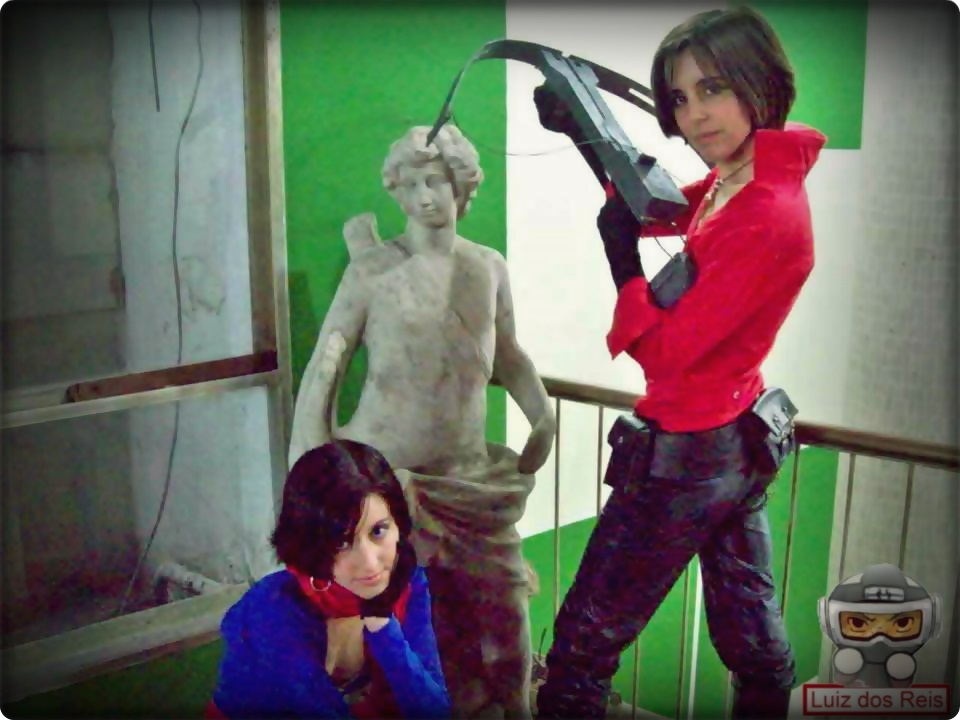 Carla Radames Ada Wong Resident Evil 6 Cosplay By Misswong98 On