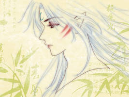 Sesshomaru profile by alexzoe