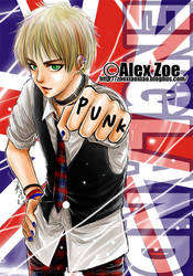 APH-World of Punks-England by alexzoe