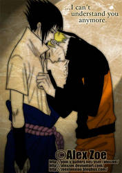 I cant understand you-NaruSasu