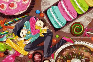 Frostiron-Dessert Time by alexzoe