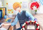 COMM ~ Happy Birthday Yori