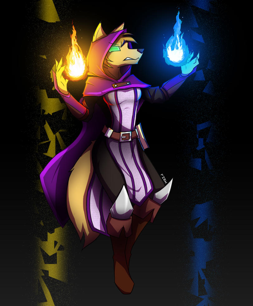 Mage by KillerfishSG
