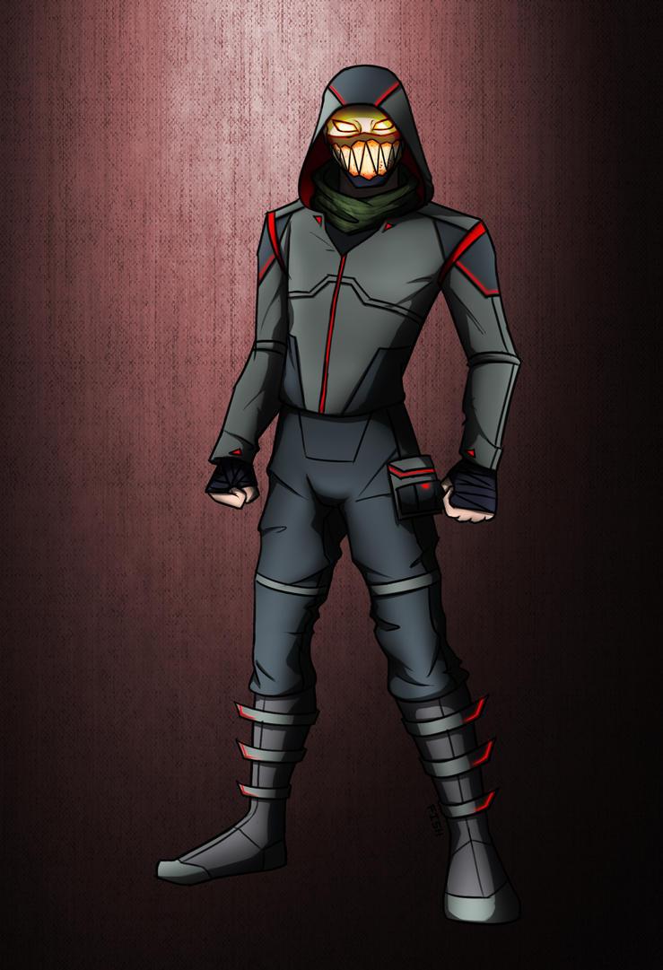 Assassin by KillerfishSG