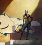 Graffiti writter