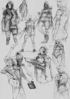sketch dump 2 by AlexTzutzy