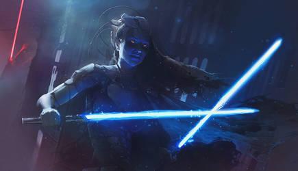 Jediselektor by AlexTzutzy