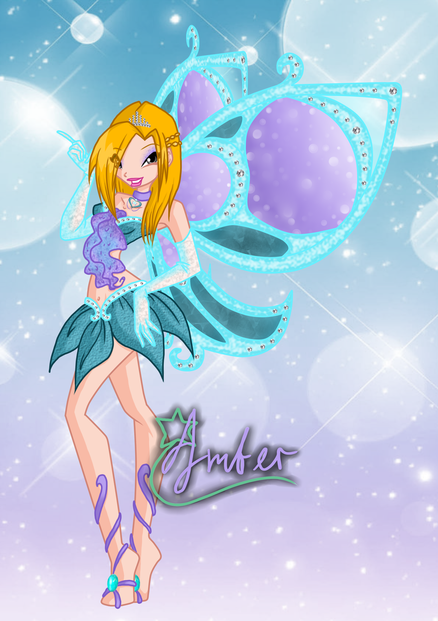 Amber: Enchantix A.V by AmberWorks