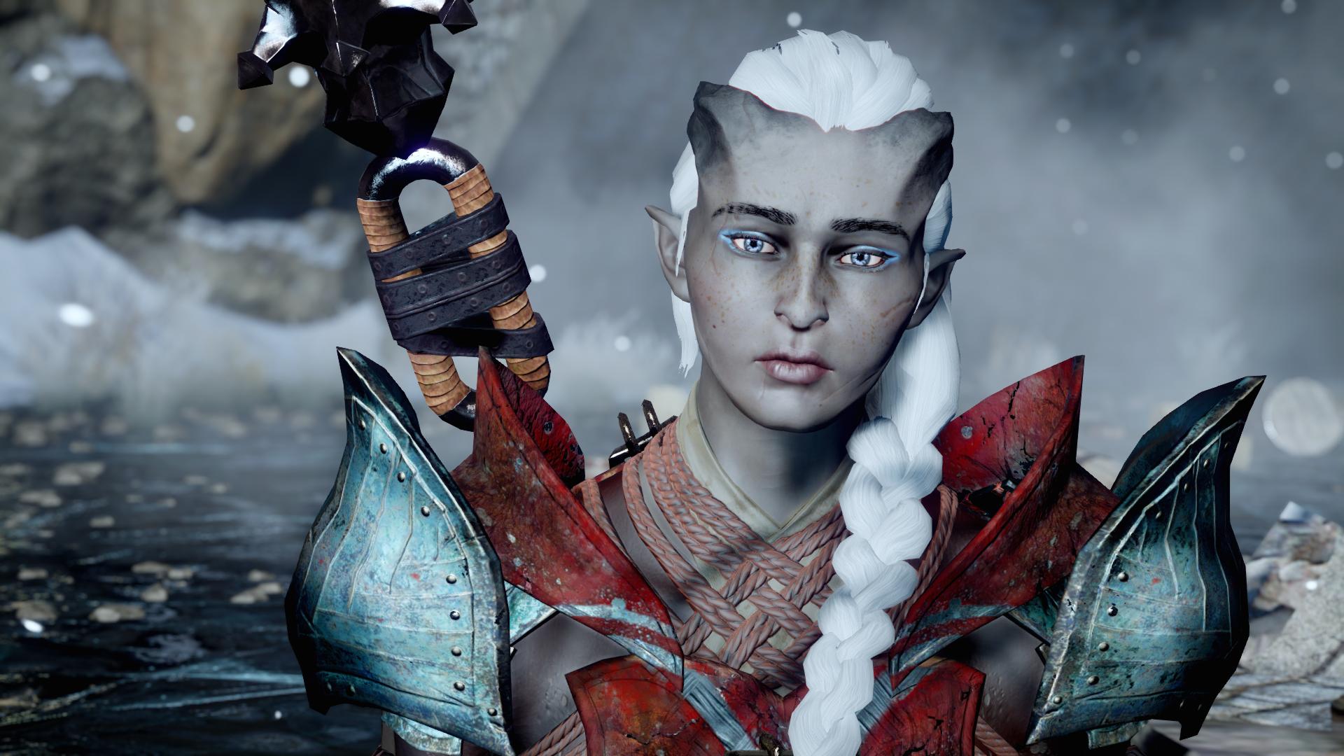 female qunari dragon age inquisition