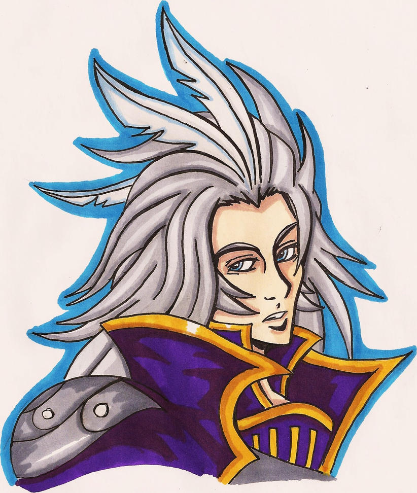 Kuja colors by Vhaira