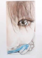 Bright eyes by adillac