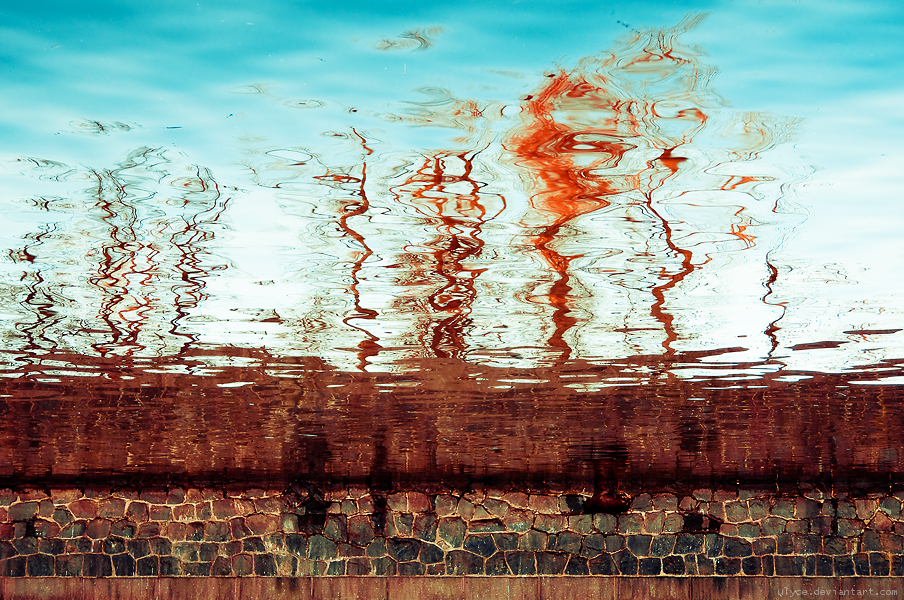 The world Underwater by ulyce