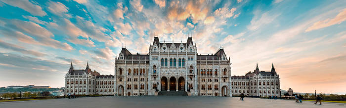 Parliament by ulyce