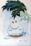 Rain in Moomin Valley