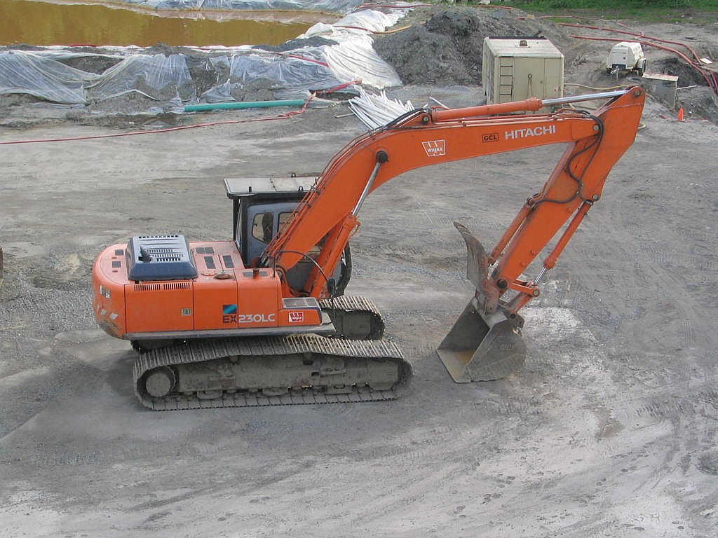 Construction - crane.