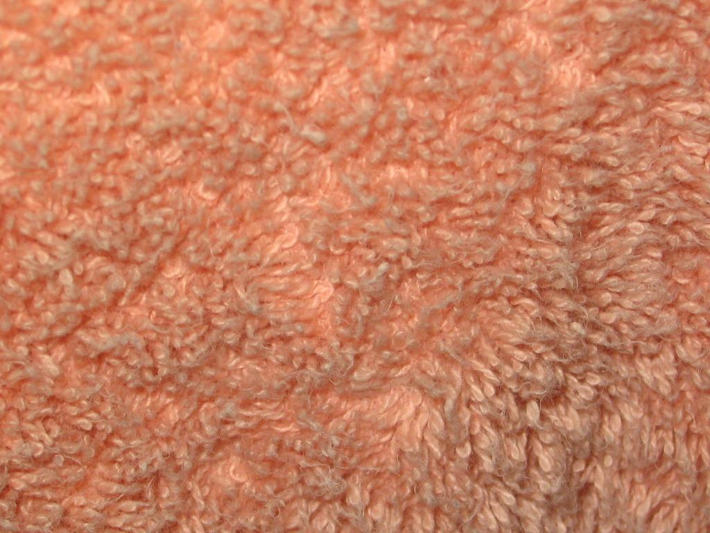 Terrycloth towel texture.