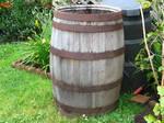 Wooden barrel 2