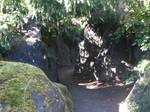 Rock walk.