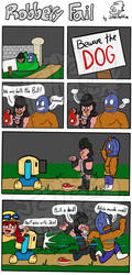 Robbery Fail (a Brawl Stars comic) by MorphyDoodler