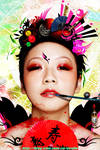 chinese girl Jieyao