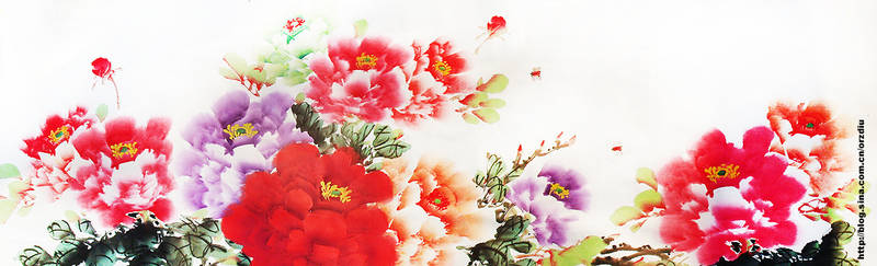 Chinese Painting-Flowers