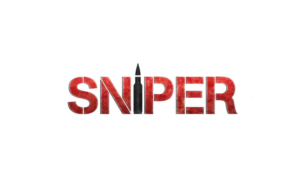 Sniper Logo by MixMyPhotoshop