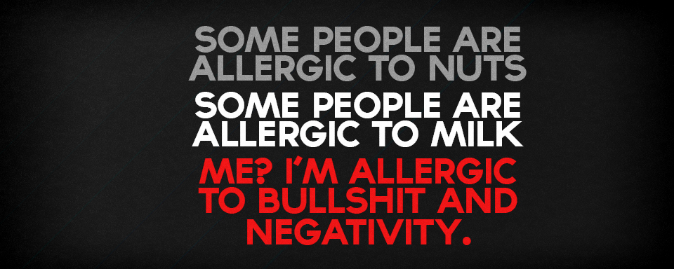 I'am allergic ... by MixMyPhotoshop
