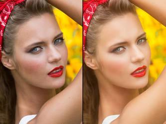 Beauty - Margo by MixMyPhotoshop