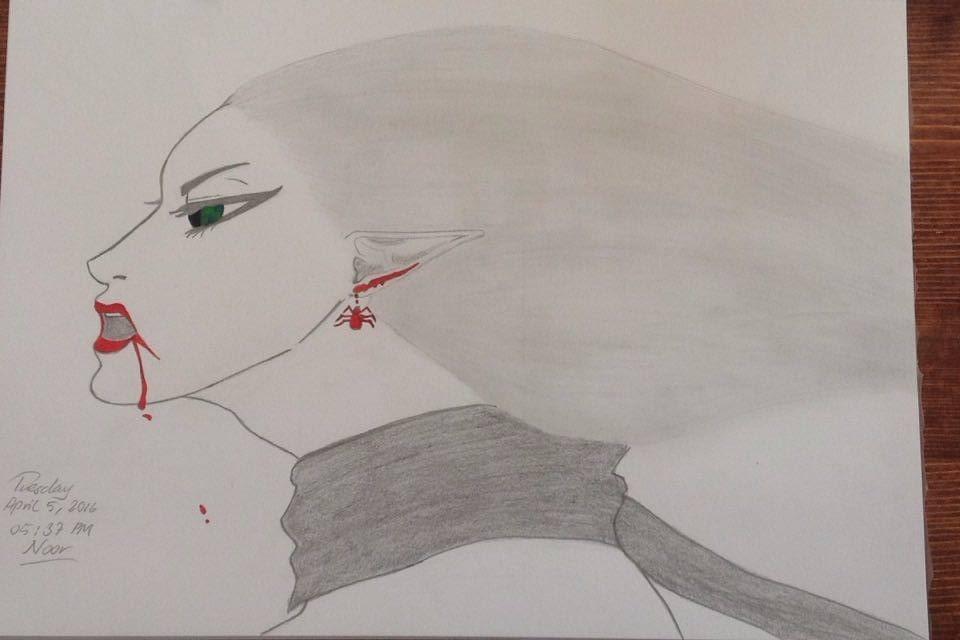 Vampire by embracing-solitude