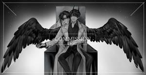 Commission Fullcg 2 Character!