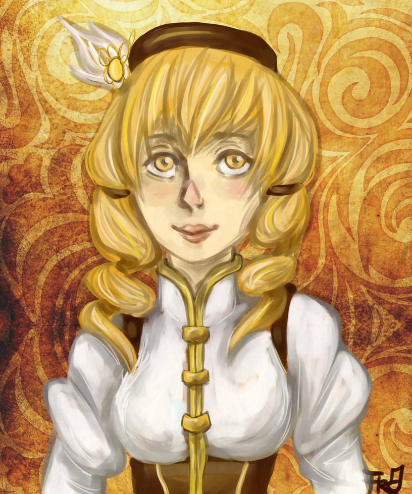 Mami Tomoe by superfreak333
