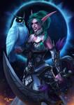 Night Warrior Tyrande Commission