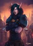 High Elf Rogue - Blackhand