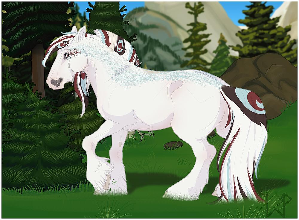 7850 WP Eternal Odyssey by pony-bones