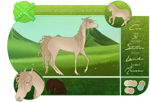 CW   Cain   Bachelor Herd   Leader by pony-bones
