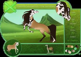 CW   Delilah   Bachelor Herd   Slave by pony-bones