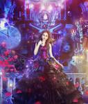 The Vampire Diaries Nina by Shiki