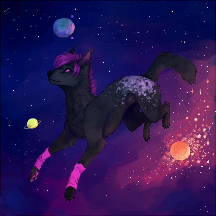 [redraw] galaxy by nerfusia