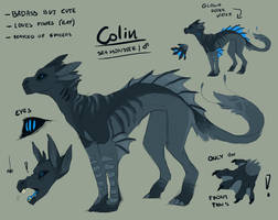 Colin ref 2k18 by nerfusia
