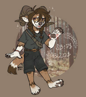 Forest Adoptable CLOSED
