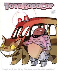 TotoRobo Cop