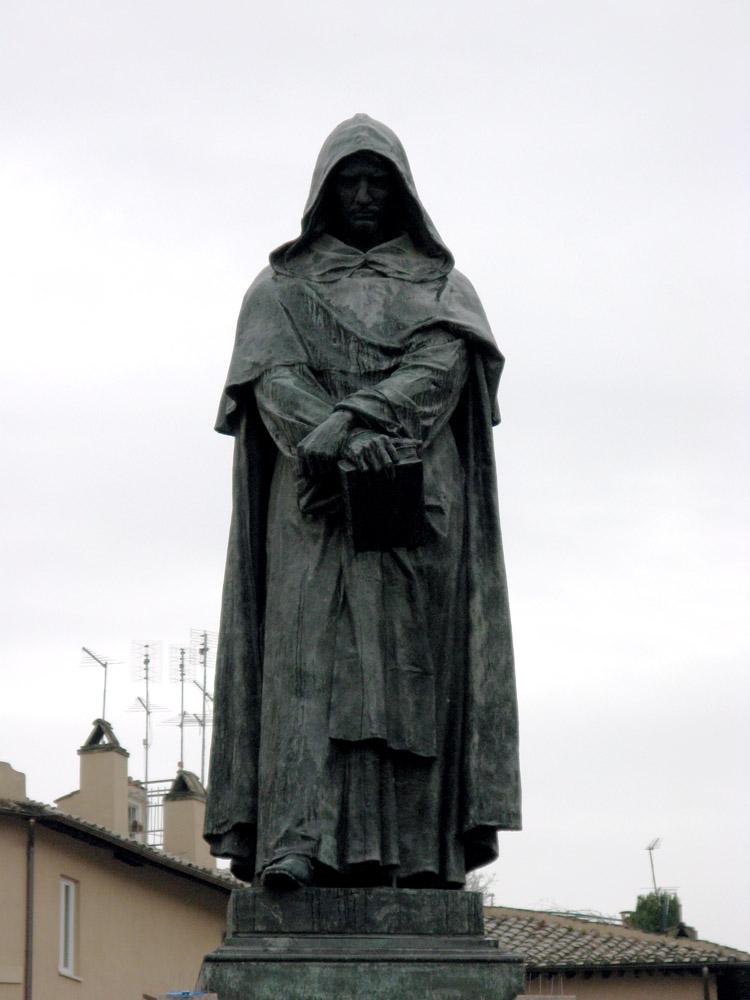 Giordano Bruno by Aakami