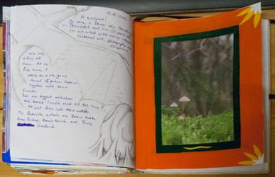 World-Travel-Book Entry by DennaDragon
