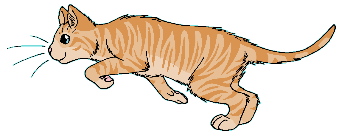 ThunderClan - Honeyfern by WildpathOfShadowClan