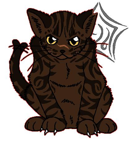 ShadowClan - Tigerstar by WildpathOfShadowClan