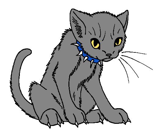 Warrior Cat Names Gray Blood