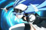 Esdeath Wont Let You Escape by Lycan-XIi