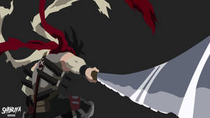 Stain Hero Killer by shibuyawarrior